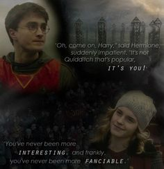 Image discovered by Ishita♥ . Find images and videos about harry potter, hermione granger and harmony on We Heart It - the app to get lost in what you love. Harry Potter Hermione, Immer Harry Potter, Harry Potter Jokes, Harry Potter Pictures, Harry Potter Fandom, Harry Potter Characters, Harry Potter World, Hermione Granger, Harry James Potter