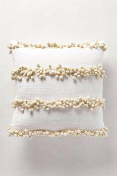 Tassel Trace Pillow - anthropologie.com