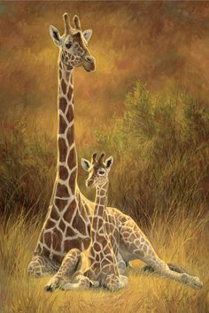 New Arrival Hot Sale Animal Giraffe Home Decor Diy Diamond Painting Kits.View our website to place order. Take your imagination and creativity to a new level with DIY Paint by Diamond Painting Tag 5 Art lovers here for a chance to get your kit for FREE. Baby Animals, Cute Animals, Giraffe Art, Giraffe Painting, Wildlife Paintings, Tier Fotos, Cross Stitch Animals, 5d Diamond Painting, Canvas Prints