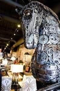 Leonardo Horse Head Horse Head, Steampunk, Classic, Derby, Classic Books