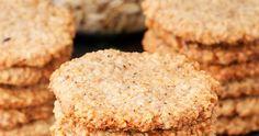 Orzechowe ciasteczka owsiane Krispie Treats, Rice Krispies, Cement, Fit, Shape, Rice Krispie Treats, Concrete
