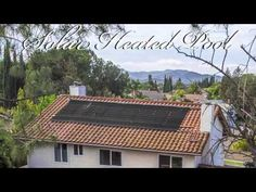 Thousand Oaks Pool and View Home by Jeffrey Diamond Realtor Virtual Tour - Just Listed - Upgrades Throughout with stunning views and solar heated pool!
