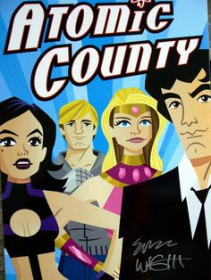 Atomic County (The OC)