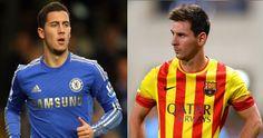 Hazard – Messi: Bài toán trước Chelsea   Thật ra đội chủ sân Stamford Bridge đang sở hữu một cầu thủ với những phẩm chất gần giống Messi, đó là Eden Hazard. Những ngày vừa qua, viễn cảnh Lionel Messi khoác áo Chelsea vào mùa giải năm tới được nhắc đến khá nhiều.  http://ketquabongda.com/ngoai-hang-anh-anh.html
