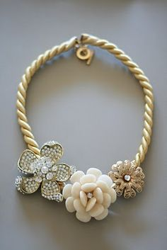 anthro marjorelle necklace knockoff #knockoff #anthro #necklace