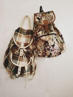 pattern back packs