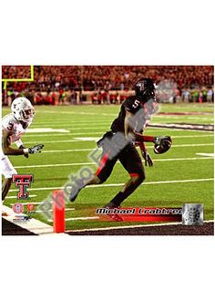 Michael Crabtrees touchdown at the tech vs texas game! Favorite moment!