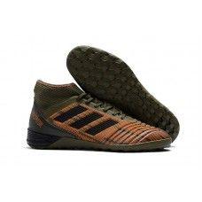 new products 66667 be848 Zapatillas de fútbol sala Outlet adidas Predator Tango 18.3 IC Grises  Naranjas Online