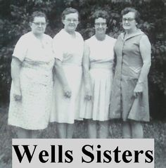 Weills sisters