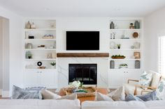 Get the look of Lindsey Brooke Design's Modern Beach Retreat with a product ...
