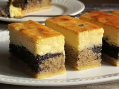 Polish Recipes, Four, Cornbread, Cheesecake, Food And Drink, Sweets, Baking, Ethnic Recipes, Pierogi