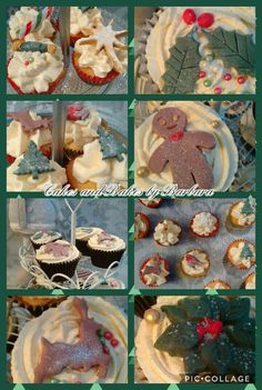 Christmas Cakes, Muffins, Breakfast, Food, Xmas Cakes, Muffin, Meal, Essen, Morning Breakfast