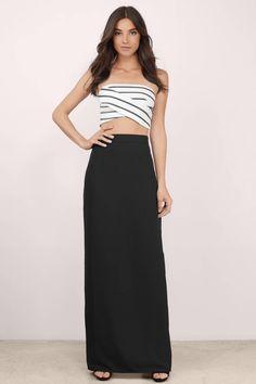 Making It Count Maxi Skirt at Tobi.com #shoptobi