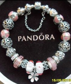 Pink ... Who doesn't love Pandora pink?