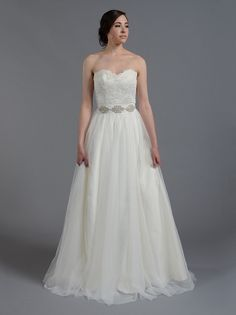 136018ddc4e Wedding Dresses under  300. Boho Wedding DressStrapless ...