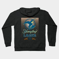 Yuengling Lager beer logo hoodies designed by chandidu as well as other beer logo merchandise at TeePublic. Lager Beer, Brewery, Logo, Hoodies, Shopping, Logos, Sweatshirts, Logo Type, Hoodie