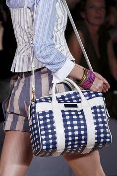 Stripes & Checkers    Marc Jacobs @ NYFW