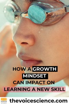 How a Growth Mindset Helps Communication • VOICE SCIENCE™ Fixed and Growth Mindset are buzz words that have been thrown around a lot in the last few years, but what exactly are they, and what do they have to do with your communication? Want to know more? Head to our blog post on our website for the full article and tips to improve your growth mindset.