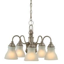 View the Royce 39256BLE-965 Traditional / Classic Five Light Down Lighting Energy Star Chandelier from the Morrpark Collection at LightingDirect.com.
