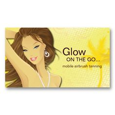 salon stop glow mobile spray tanning