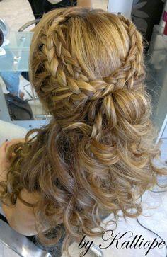 Hair by Kalliope Veniou