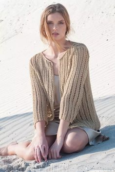 Wildwood Cardigan in Malibu