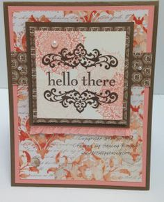 all occasion Stampin' Up! card from www.totallystacey.com