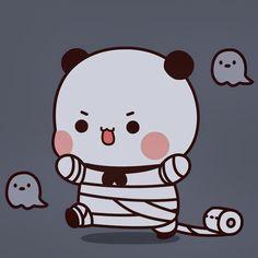 Cute Panda Wallpaper, Cute Couple Wallpaper, Bear Wallpaper, Cartoon Wallpaper, Cute Bear Drawings, Cute Cartoon Drawings, Cartoon Pics, Cute Panda Cartoon, Cute Couple Cartoon
