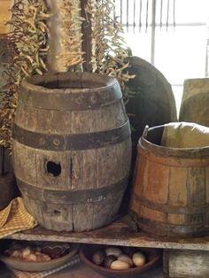 Early barrel