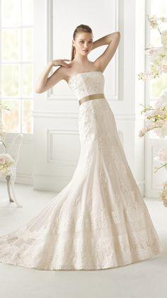 GLEDA | Bridal Gowns | 2015 Collection | Avenue Diagonal