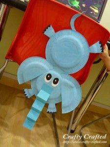 Lots Of Kids Craft Ideas Including Using Paper Plates For Animal Crafts Always Turns