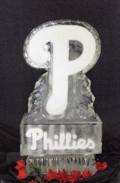 phillies, how about this Traci Wedding Things, Dream Wedding, Ice Sculptures, Philadelphia Phillies, Sports Teams, Party Games, Fairy Tales, Party Ideas, Entertainment