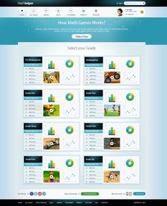 UI design Fifth Grade, Third Grade, Parents As Teachers, Math Games, Ui Design, Internet Marketing, It Works, Business, Mathematics Games