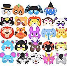 Free Printable Masks & Templates - Itsy Bitsy Fun
