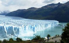 national park los glaciares..