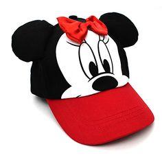 Minnie Mouse Girls Baseball Cap Hat (Red) Disney http://www.amazon.com/dp/B00LGWFMYK/ref=cm_sw_r_pi_dp_hfgWtb133CYDDX9D