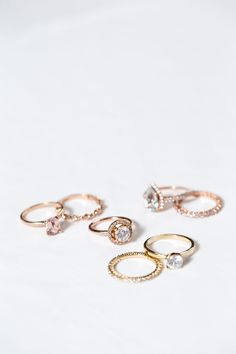 Engagement Rings & Wedding Bands | Davie & Chiyo
