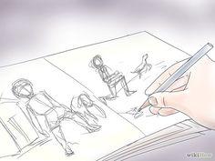 Create children's book illustrations.