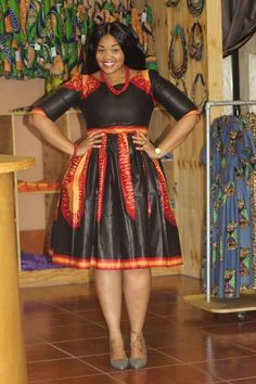 17 Best Kitenge Chiffon Images African Fashion