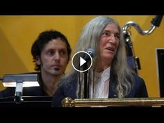 Patti Smith stumbles midway through Nobel Prize performance: Smith, who performed in place of recipient Bob Dylan, recovered after…