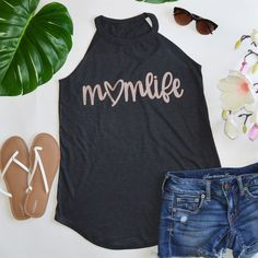 Mama and Wifey Tees and Tanks | Jane