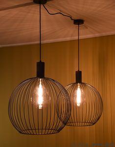 Zwarte Hanglamp Wes - Woonwinkel Alle Pilat