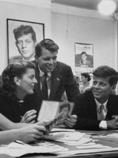 """kennedy-gifs: """" JFK outtakes in the Oval Office, 1963. """""""