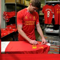 As part of the club's plans to mark the anniversary of Hillsborough on Tuesday, April Liverpool FC have launched a special 'Patch for the campaign: www. Liverpool Football Club, Liverpool Fc, Hillsborough Disaster, Stevie G, France Football, Premier League Soccer, Captain Fantastic, You'll Never Walk Alone, Steven Gerrard