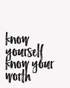 927dae02ab Drake Know yourself know your worth Print by CelineArtPrints Know Your  Worth Quotes, Knowing Your