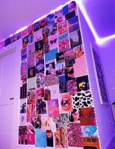 teen room decor for girls teenagers . teen room decor for boys . teen room decor for girls dream bedrooms . Room Ideas Bedroom, Bedroom Wall, Bedroom Decor, Bedroom Inspo, Edgy Bedroom, Bedroom Ceiling, Bedroom Designs, Indie Room, Cute Room Decor