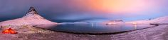 Kirkjufell camping by sanderpriivits via http://ift.tt/1R135eK