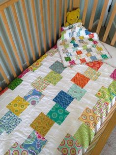 Building Blocks Charm Pack Quilt | Craftsy