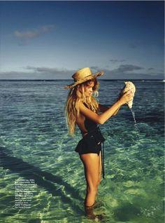 Pinterest @esib123  #bikini #swimwear #beach