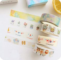 JC106  10 Meter Fresh Style Succulent Washi Tape Adhesive Tape DIY Scrapbooking Sticker Label Masking Tape #>=#>=#>=#>=#> Click on the pin to check out discount price, color, size, shipping, etc. Save and like it!